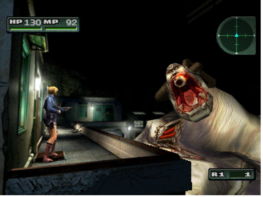 Parasite Eve 2 [Disc1of2] [NTSC-U] ISO < PSX ISOs | Emuparadise